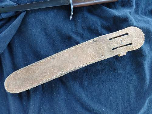 1917 A.C. Co. Trench Knife