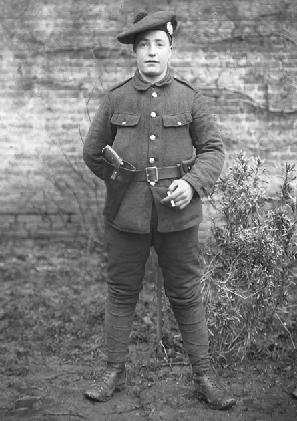 Unseen First World War Photographs
