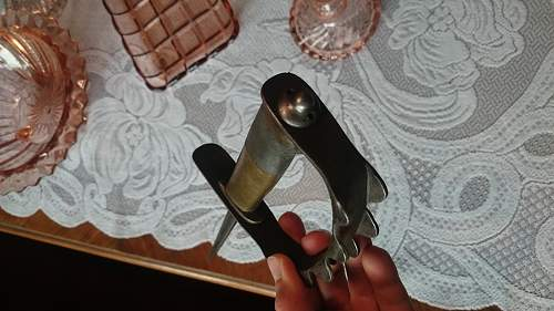 what is this trench knife?