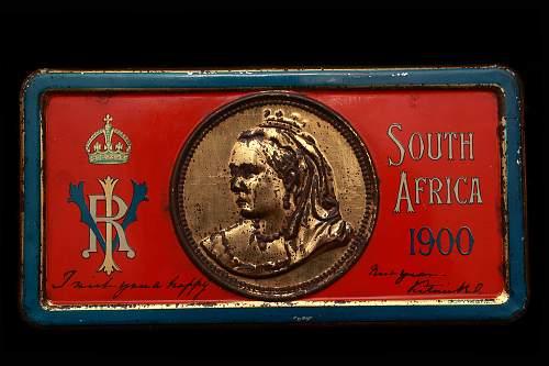 Some Boer War Items