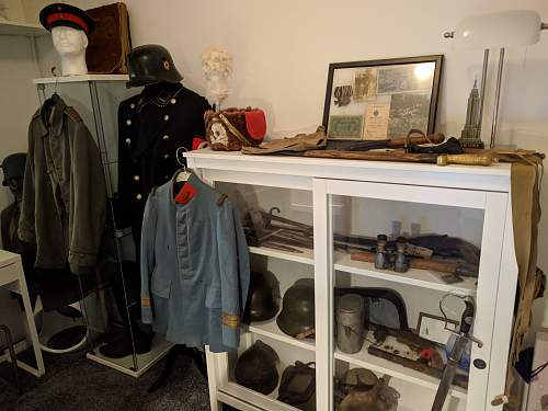 My WW1/WWII collection