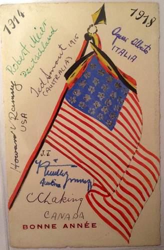 Historical autographs