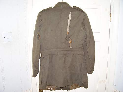 "wilkinson sword ""bullet proof jacket"""