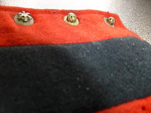 WW1 ? Armband CC British