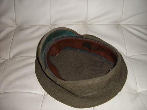1909 pattern sd cap?