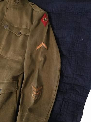 US Army 1912 Pattern Jacket