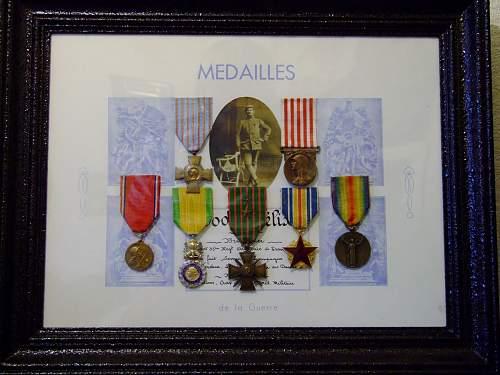 WWI Belgian Yser death certificate?