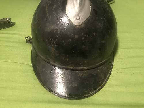 Is this a italian M15 helmet?