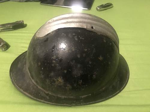 Is this a italian M15 helmet?