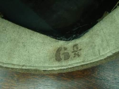 Orginal WW1 wool Trench Cap?