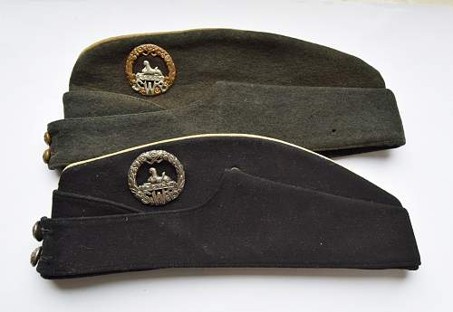 Edwardian south wales borderers officers fs cap