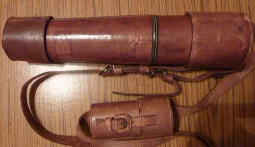 WW1 1916 T.T & H. Sig Telescope & GS. Lovely condition, Value