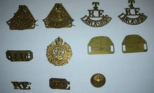WW1 Medals Found