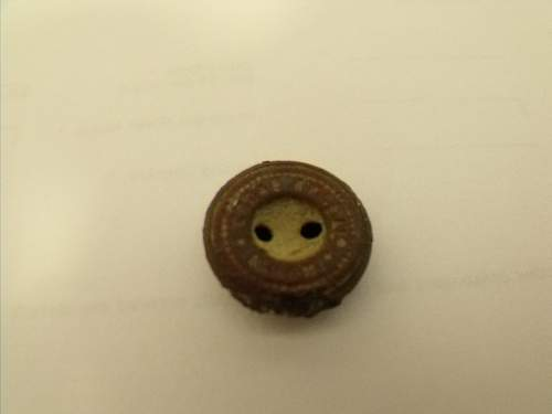 Button found in Fromelles