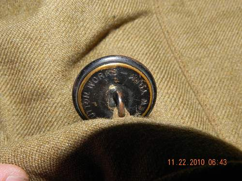 US  M1912 or M1917 Uniform?