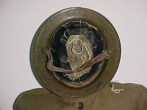 Lost Battalion tunic