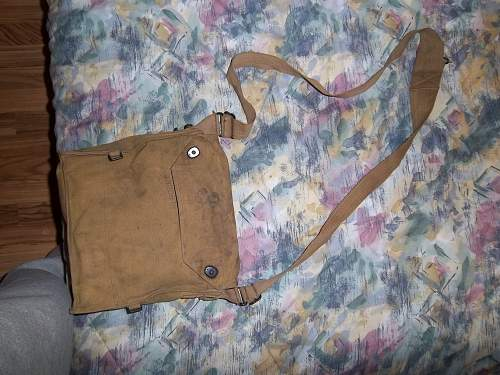 What kind of US bag is this?