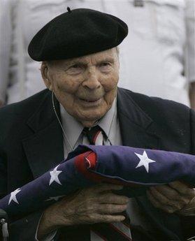 Last American WWI vet dies
