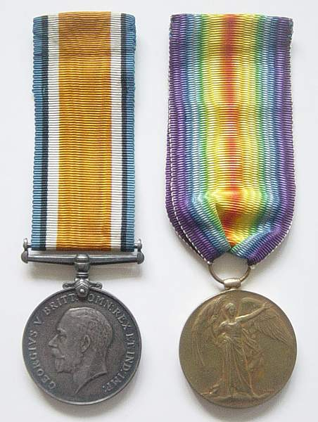 Click image for larger version.  Name:WW1 QMAAC War & Victory medals 002.jpg Views:391 Size:186.2 KB ID:18441