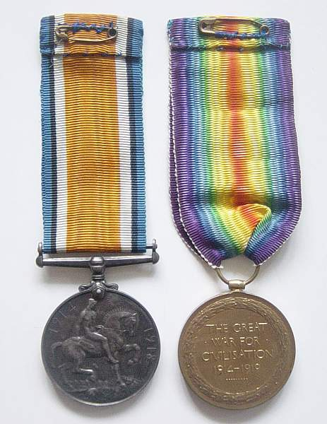 Click image for larger version.  Name:WW1 QMAAC War & Victory medals 001.jpg Views:598 Size:187.4 KB ID:18442