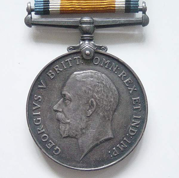 Queen Mary's Army Aux Corps War & Victory medal