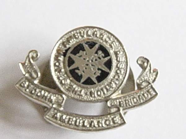 Click image for larger version.  Name:St. John Ambulance Brigade lapel badge.jpg Views:319 Size:138.8 KB ID:18484