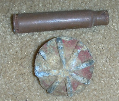 Unknown WW1 Finds