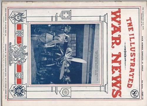 1915 War ilustrated news