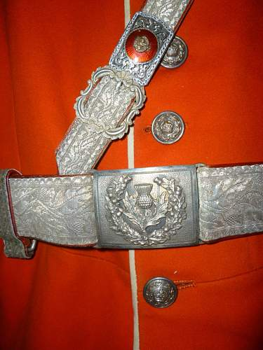 Can anyone identify this tunic - circa 1870 I think