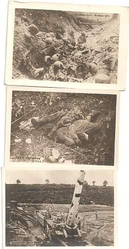 Some WW1 Pics