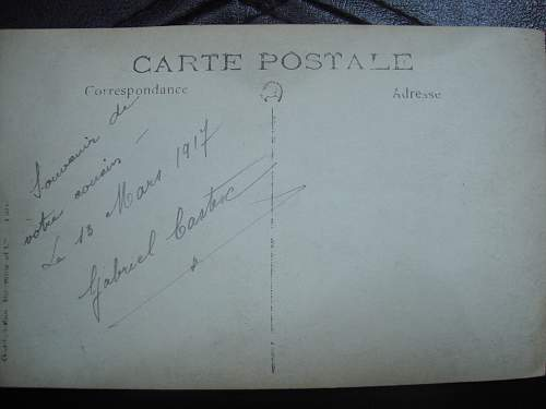 French Photo Postcards