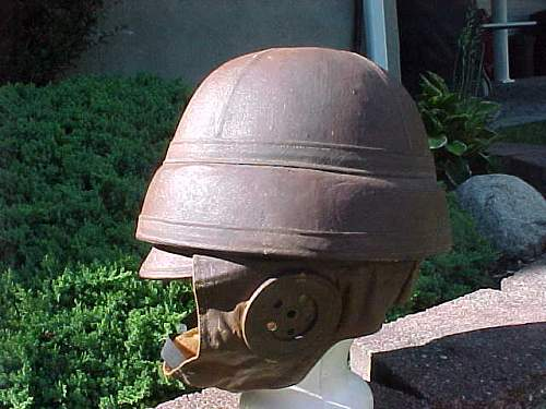 Ww 1 french roold helmet