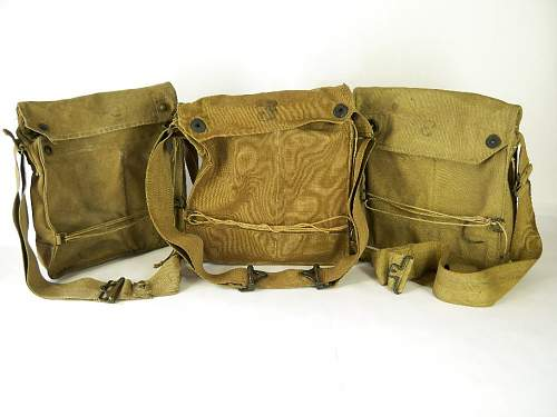 1917 American Small Box Respirator: America's first gas mask