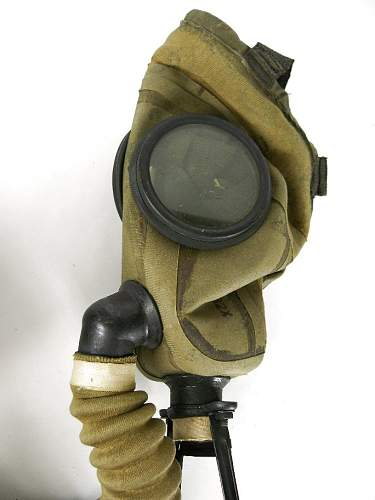 Tissot Gas Masks: A.T. and K.T.