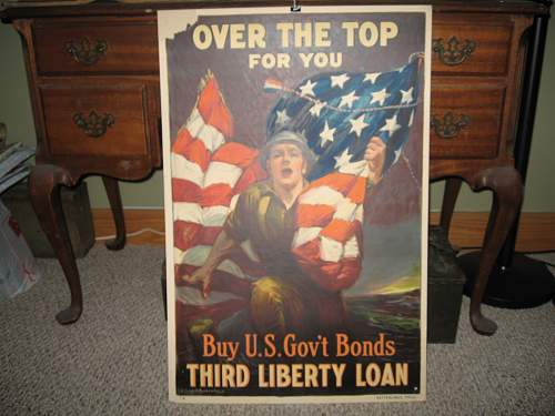 New Acquisitions!  WWI Propaganda Posters
