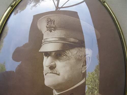Gen. Black Jack Pershing photo