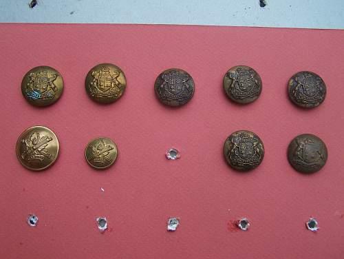 SA and Canadian MGC buttons