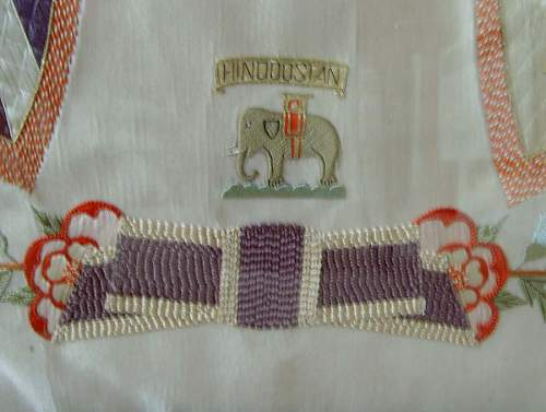Duke of Wellington's Regt insignia
