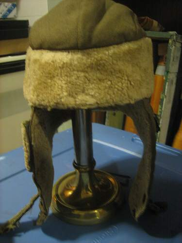 WWI Cold Weather Hat?? Anyone Know??