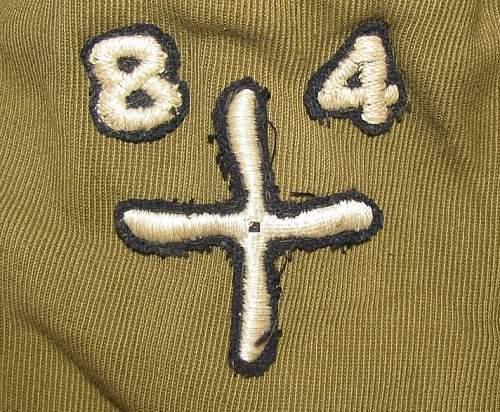 WW1 American Pilot Tunic