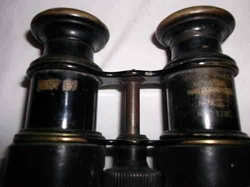First World War Binoculars