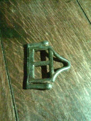 WW1 belt buckle?