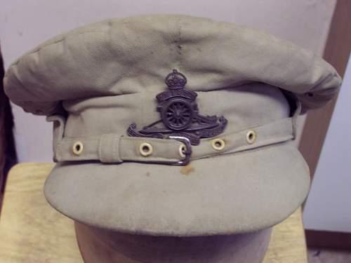 WW1 British Headgear