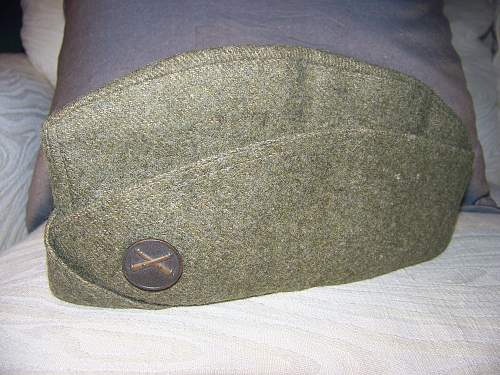 Can somebody identify this garrison cap?