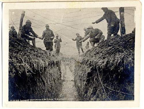 WW1 French/Brit photos