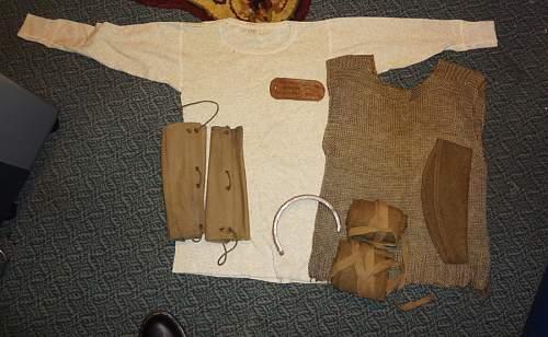 My named uniform grouping. US engineer