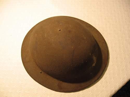 WWI Doughboy Helmet Gift!