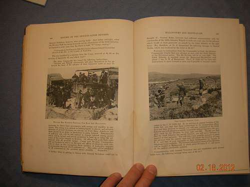 AEF 79th Division History, book