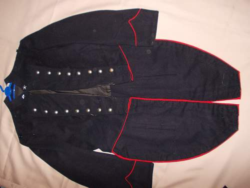 Can anyone identify this jacket, I think its early US