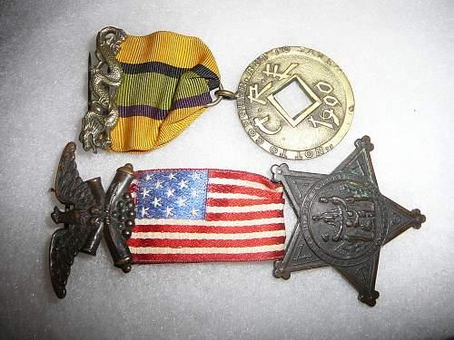 Span-Am/WW1 grouping